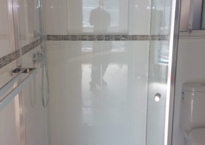 Smithfield Glass Shower Screen